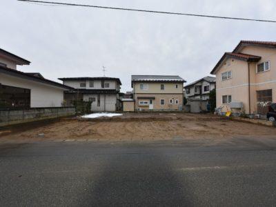 売地:秋田市広面字高田12-1
